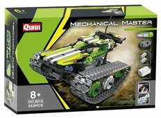 Электромеханический конструктор QiHui Mechanical Master 8015 Вездеход