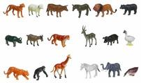 Фигурки BONDIBON Ребятам о зверятах - Дикие и домашние животные ВВ1613