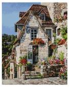 Белоснежка Набор алмазной вышивки Франция. Ракамадур (387-ST-S) 40x50 см