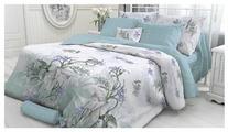 Постельное белье 1.5-спальное Verossa Branch 50х70 см, перкаль
