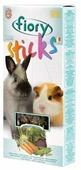 Лакомство для кроликов, грызунов Fiory Sticks с овощами
