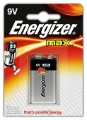 Батарейка Energizer Max 9V/Крона