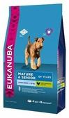 Корм для пожилых собак Eukanuba для здоровья костей и суставов, курица (для крупных пород)