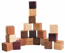 Кубики Леснушки 5 пород