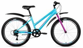Подростковый горный (MTB) велосипед ALTAIR MTB HT 24 Low (2019)