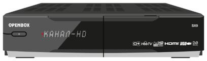 Спутниковый ресивер Openbox SX9