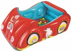 Детский бассейн Bestway Fisher-Price Гоночный автомобиль 93520