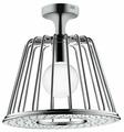 Верхний душ встраиваемый AXOR LampShower/Nendo 1jet 26032000 хром