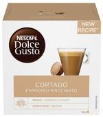 Капсулы Nescafe Dolce Gusto Cortado 16шт 12121894