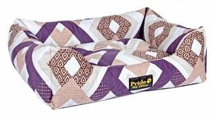 Лежак для собак PRIDE Этнос (10012372) 70х60х23 см