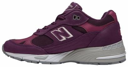 Кроссовки New Balance 991 Nubuck