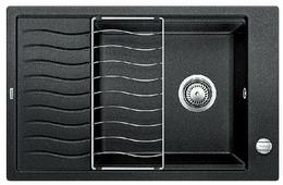 Врезная кухонная мойка Blanco Elon XL 6S 78х50см искусственный гранит