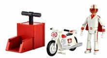 Игровой набор Mattel Toy Story 4 Canuck & Boom Boom Bike GFB55