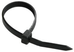 Стяжка кабельная (хомут стяжной) IEK UHH32-D025-080-100