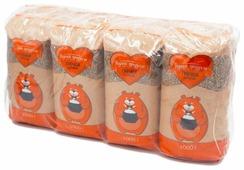 Гречневая крупа Родной продукт ядрица отборная 1 кг, 8 упаковок