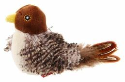 Игрушка для кошек GiGwi Melody Chaser Птичка со звуковым чипом (75306)