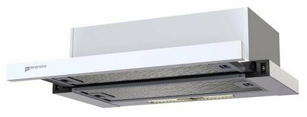 Встраиваемая вытяжка Shindo Libra 600 white