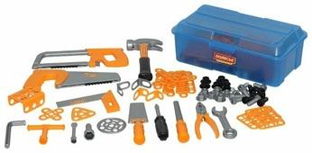 Полесье Набор инструментов 9, 156 элементов (в контейнере) (54982)