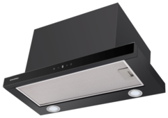 Встраиваемая вытяжка MAUNFELD TS Touch 60 черный