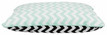 Лежак для собак TRIXIE Fenjo Cushion (38379) 90х65х16 см
