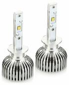 Лампа автомобильная светодиодная ClearLight CLLED43H1 H1 30W 2 шт.