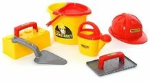 Игровой набор Полесье Набор каменщика Construct №5 / 50199