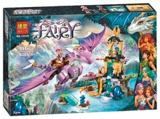 Конструктор BELA Fairy 10549 Логово дракона