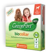 GreenFort neo БиоОшейник для средних собак 65 см
