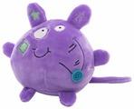 Мягкая игрушка Button Blue Мышка фиолетовая 10 см