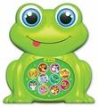 Развивающая игрушка Азбукварик Зверята-малышата Лягушонок