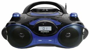 Магнитола SoundMAX SM-2409