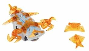 Робот Hexbug Robot Wars Clusterbots Sparkplug