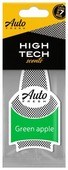 Auto Fresh Ароматизатор для автомобиля Dry High Tech Scents Green Apple