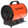 Электрическая тепловая пушка ECOTERM EHR-09/3E (9 кВт)