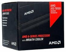 Процессор AMD A10-7890K Godavari (FM2+, L2 4096Kb)