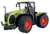 Трактор Bruder Claas Xerion 5000 (03-015) 1:16 42 см