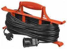 STAYER Удлинитель на рамке 30м б/з 8А MAXElectro 55018-30 2х0.75