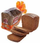 Хлебозавод № 22 Хлеб Бородинский ржано-пшеничный в нарезке 370 г