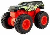 Монстр-трак Hot Wheels Monster Trucks Bash-Ups Slatter Time (GCF94/GCF96) 1:43