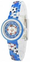 Наручные часы Радуга 211 синий футбол