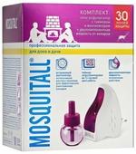 Фумигатор + жидкость Mosquitall Профессиональная защита