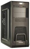 Компьютерный корпус ExeGate CP-603 w/o PSU Black