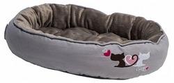Лежак для кошек Rogz Snug Pod CPS 40х32х8 см