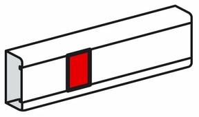 Соединение/накладка на стык для настенного кабель-канала Legrand 638085