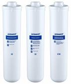 Картридж Аквафор К5 К2 К7М для проточных фильтров упак.:3шт