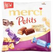 Конфеты Merci Petits Молочный крем