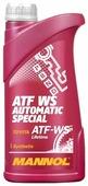 Трансмиссионное масло Mannol ATF WS Automatic Special