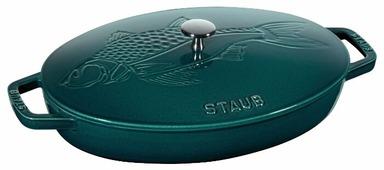 Сковорода Staub 11223337 32 см с крышкой
