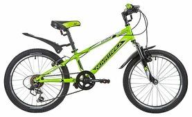 Подростковый горный (MTB) велосипед Novatrack Extreme 20 6 (2019)