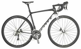 Шоссейный велосипед Scott Addict 30 Disc (2019)